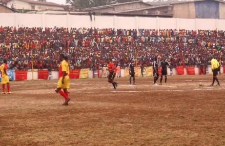 Kasaï Central : La FECOFA ferme le stade des jeunes de Katoka pour «les matchs officiels»