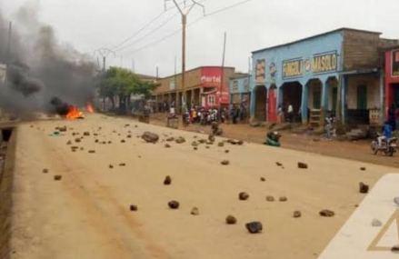 Beni : Un militaire tué et son arme ravie par des manifestants à Oicha