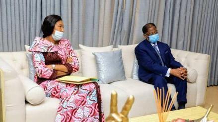 RDC-Affaire Cour Constitutionnelle : le président Tshisekedi a échangé avec les deux présidents du parlement