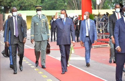 Ghana : Denis Sassou N'Guesso à Accra pour l'investiture de Nana Akufo-Addo