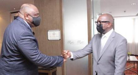 RDC: Bemba félicite et encourage le 1er ministre Samba Lukonde