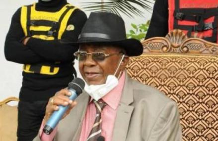 Haut-Katanga : Gabriel Kyungu élu président du bureau définitif de l'Assemblée provinciale