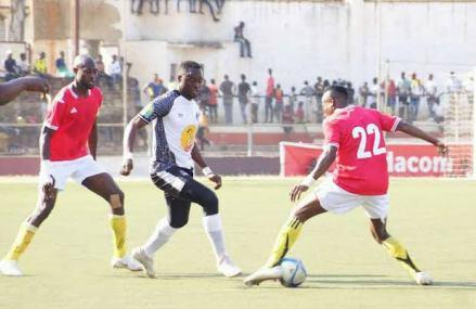 Ligue 1 : le TP Mazembe s'impose à domicile face à Simba