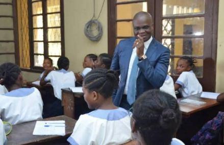 RDC : 1179 écoles fictives supprimées sur la liste de paie