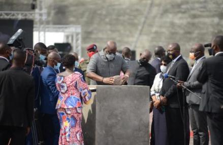 Jeux de la Francophonie : lancement des travaux de réhabilitation des sites sélectionnés à Kinshasa
