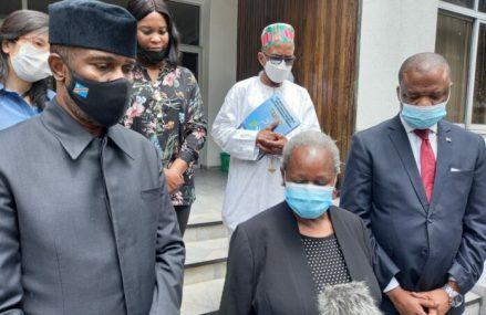 RDC: Claude Ibalanky interpelle la MONUSCO sur la persistance de l'insécurité dans l'Est