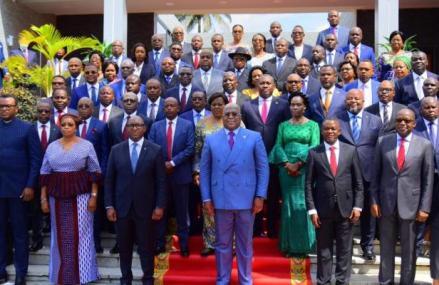 RDC: la première phrase de Félix Tshisekedi aux membres du gouvernement «Vous avez l'obligation des résultats»