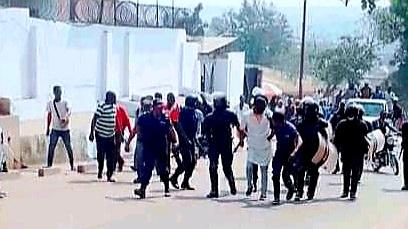 Marche anti-Pieme au Kasaï : 7 personnes interpellées par la police à Tshikapa