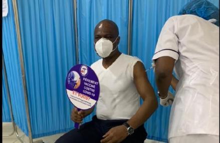 RDC : Fayulu a pris son vaccin contre la Covid-19