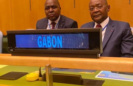 ONU : le Gabon élu membre non permanent du conseil de sécurité
