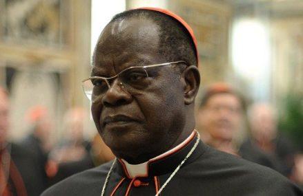 Kinshasa : La dépouille du cardinal Monsengwo placée à la morgue de Saint-Joseph