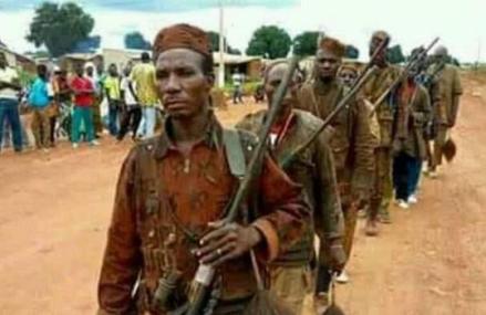 Etat de siège à l'Ituri : 7 rebelles ADF dont 2 rwandais déposent leurs armes à Irumu