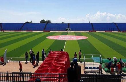 RDC-Foot : Le gouvernement annonce les travaux de la rénovation des 7 stades dont le stade de Mbuji-Mayi