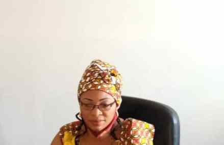 Kasaï Central : La nouvelle directrice de la SONAS promet de vulgariser la vision du président Tshisekedi