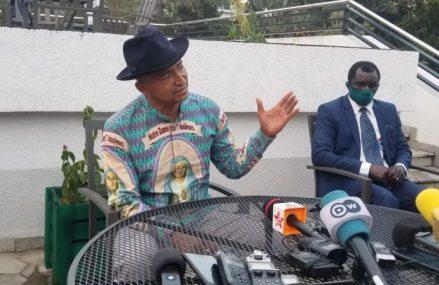 RDC-Loi Tshiani : Katumbi à la presse de Goma «C'était une distraction»