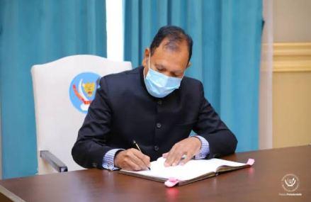 RDC : L'Inde ouvre les portes de son consulat général à Bukavu