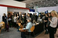 Audience at Africa39 announcement (London Book Fair 2014).