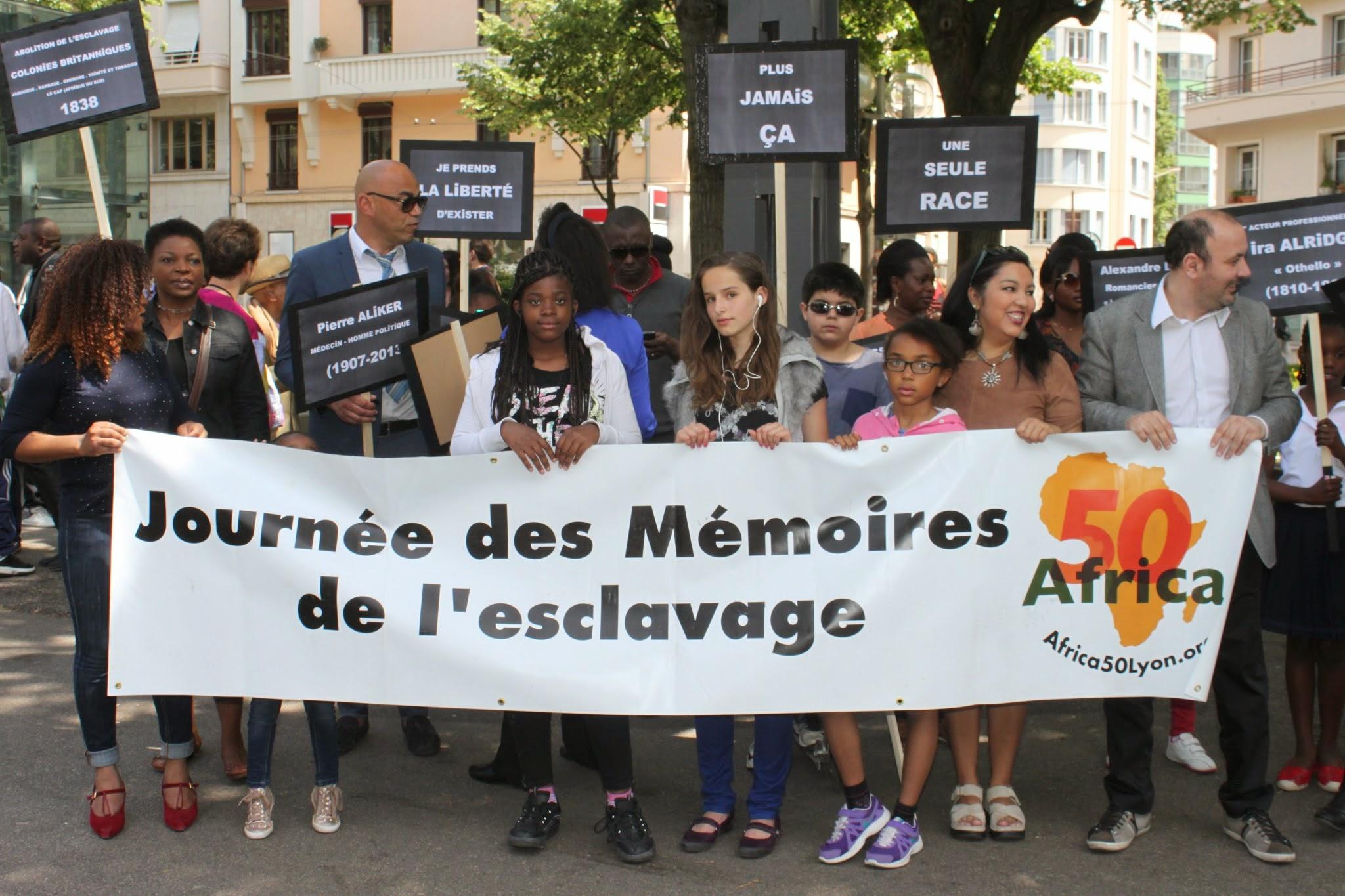 Journée Commémoration abolition esclavage 2015