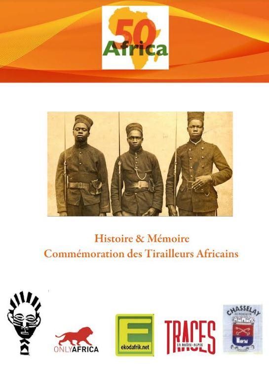 Commémoration des Tirailleurs Africains 2016