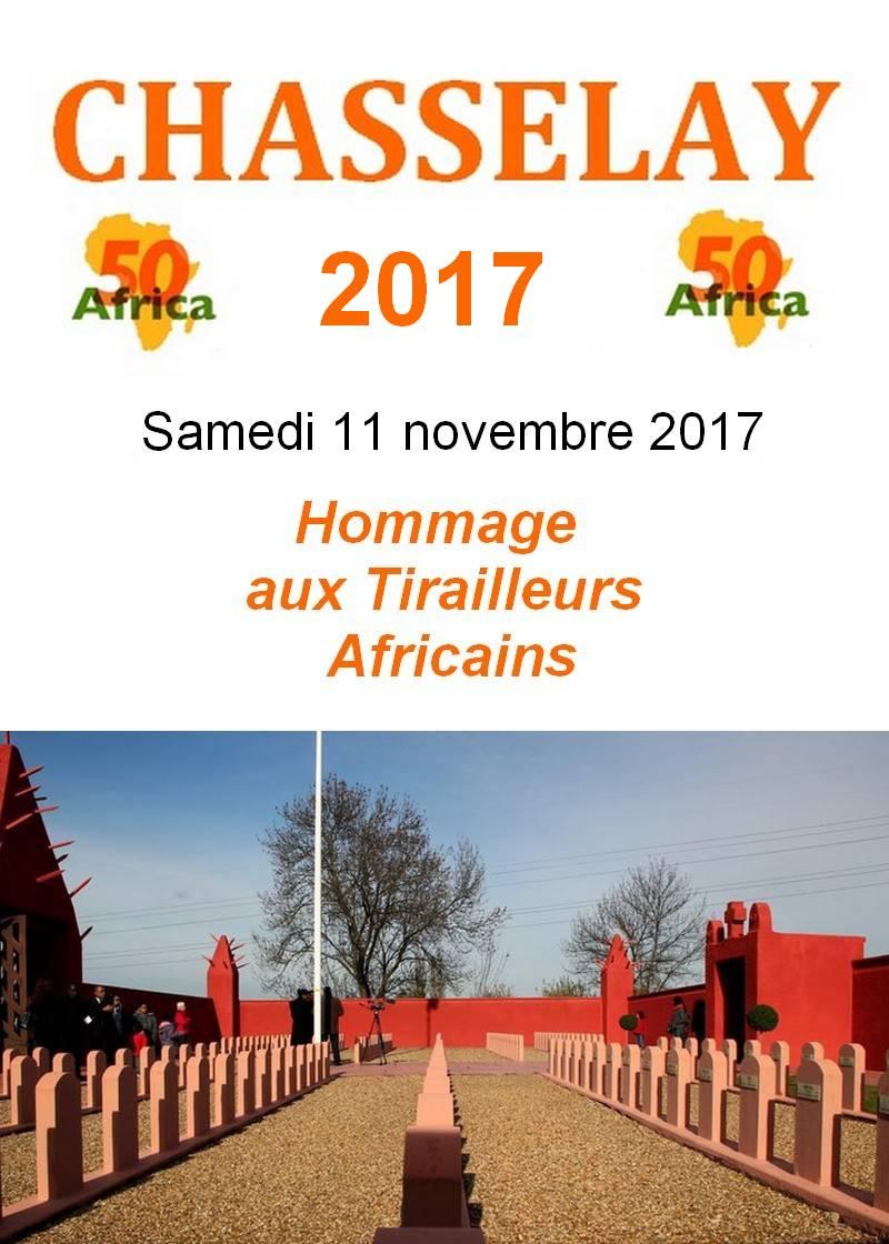 [MEMOIRE] Des hommages seront rendus aux Tirailleurs Africains les 1er et 11 novembre à La Doua et à Chasselay (69)