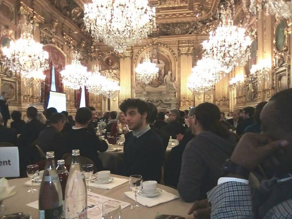 [VOEUX 2018] Africa 50 présent au petit-déjeuner offert par Karine Dognin-Sauze Adjointe au Maire de la ville de Lyon le 16 janvier 2018