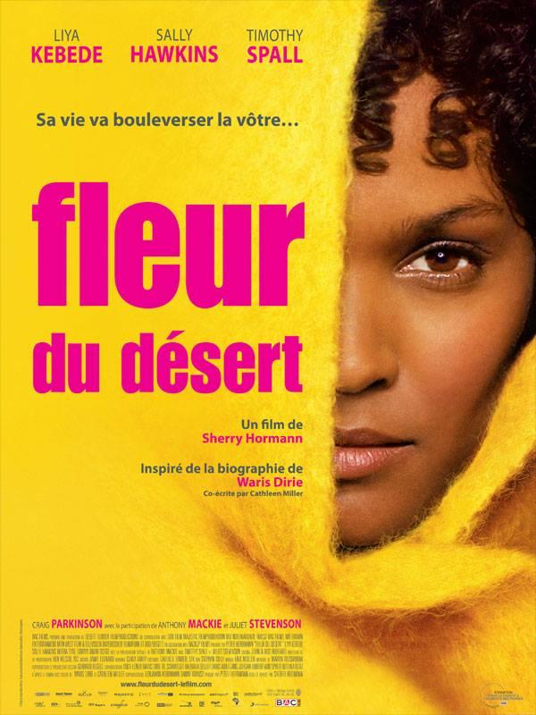 """[SENSIBILISATION] Projection """"Fleur du désert"""" + Débat sur l'excision jeudi 29 mars 2018"""