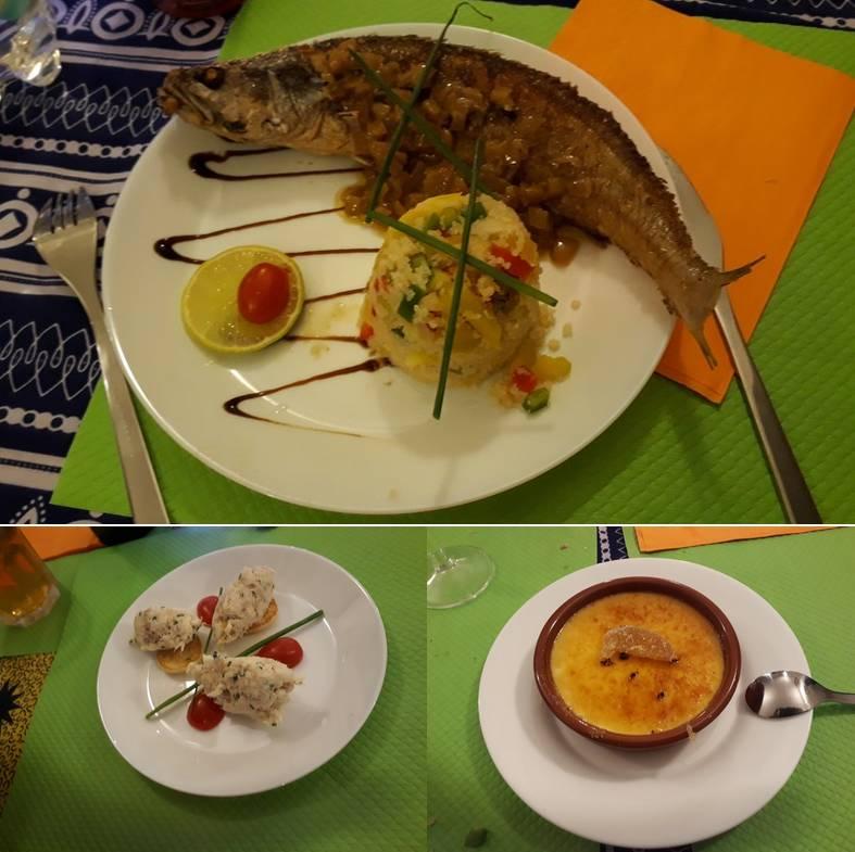 [SAGALY 2018] Soirée gastronomique du 12 octobre 2018 quand le chef français Romain régale avec les saveurs africaines (photos)