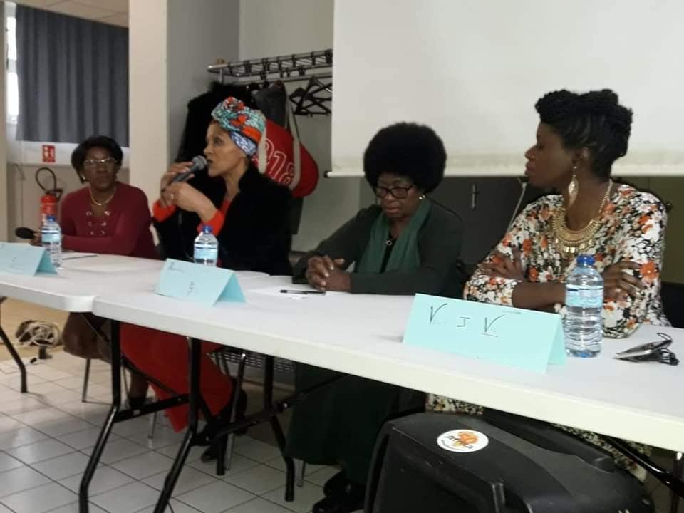 [FEMMES] Retour en images sur la journée internationale des droits des femmes avec Paoline Ekambi, Stéphanie Bénie et Zéba Nokhtua ce samedi 9 mars 2019