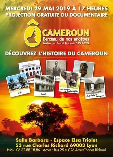 [CAMEROUN] Projection du documentaire : Ô Cameroun Mercredi 29 mai à Lyon