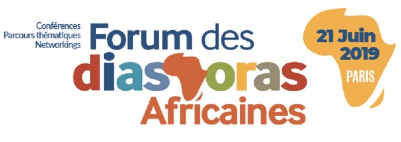 [ECONOMIE] Forum des Diasporas Africaines le 21 juin 2019 à Paris