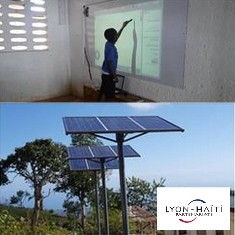 [SOLIDARITE] Lyon-Haïti Partenariats organise une collecte de dons pour financer les équipements pour l'eau et l'assainissement dans 3 écoles en Haïti