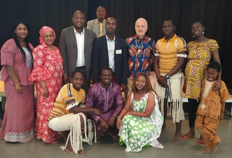 """[MALI] Echanges intéressants autour de la question migratoire lors de la 4e édition de """"Mali sur scène le 8 juin 2019 à Lyon"""