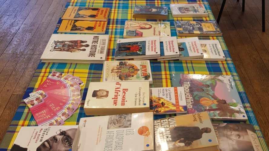 [ENFANTS] Mwana Afrobook, des livres pour vos enfants Ouverture samedi 17 juillet 2021 à Lyon 7e