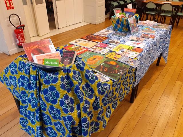 [LITTERATURE] Mwana Afrobook la bibliothèque des enfants, ouverture mensuelle samedi 3 avril 2021 à Lyon