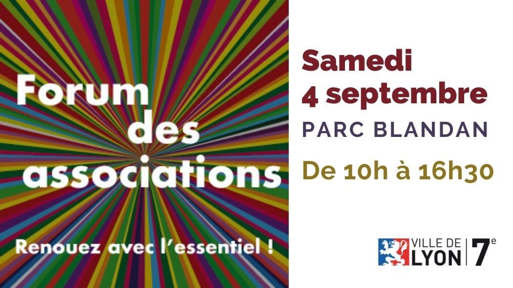 [VIE ASSOCIATIVE] Le collectif Africa 50 sera présent au Forum des associations du 7e à Lyon samedi 4 septembre 2021