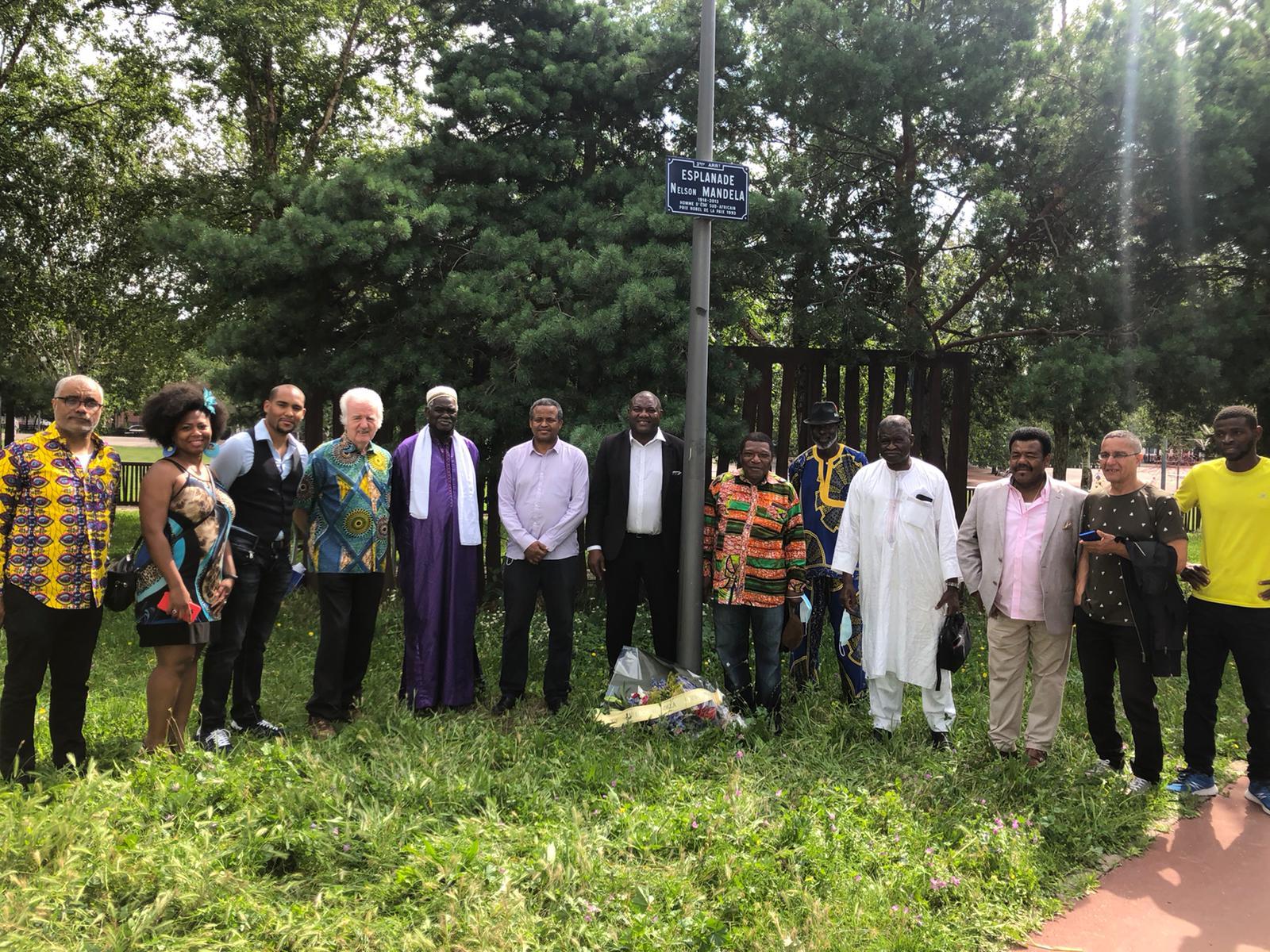 [MANDELA DAY] Retour en images sur le Mandela Day de Lyon dimanche 18 juillet 2021