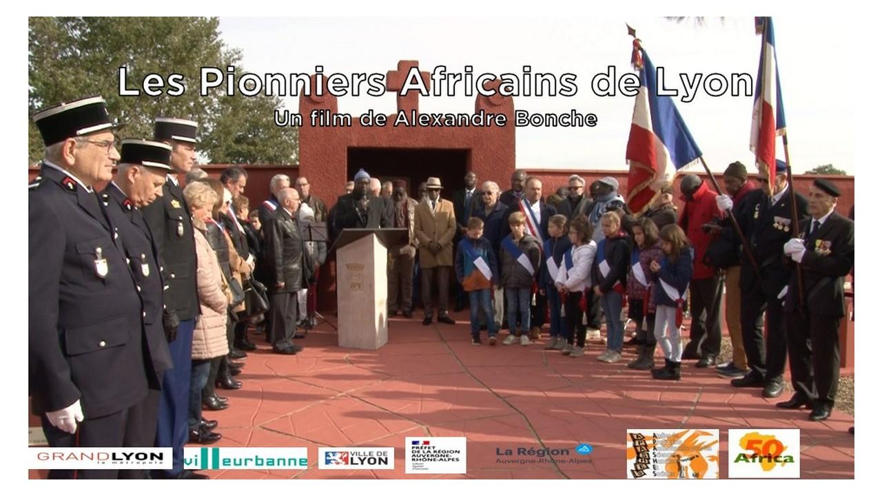 """[CINEMA] Projection """"Les Pionniers africains de Lyon"""" un film d'Alexandre Bonche samedi 11 septembre 2021 à la Bibliothèque de la Part-Dieu"""