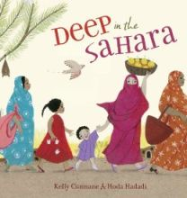 Deep in the Sahara Book Cover