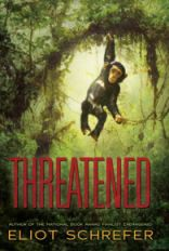 Threatened Book Cover