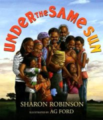 Under the Same Sun Book Cover