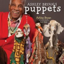 Ashley Bryan's Puppets: Making Something from Everything Book Cover