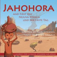 Jahohora and First Day Book Cover