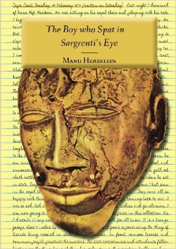 The Boy who Spat in Sargrenti's Eye Book Cover
