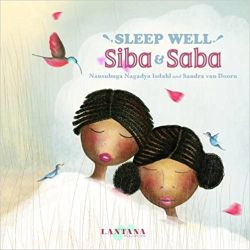Sleep Well, Siba & Saba Book Cover