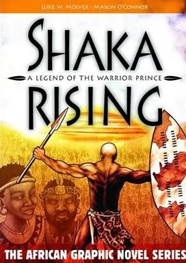 Shaka Rising Book Cover