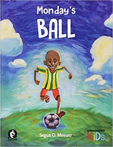 Monday's Ball Book Cover