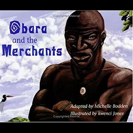 Obara and the Merchants Book Cover