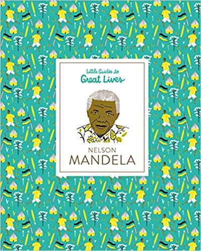 Nelson Mandela Book Cover