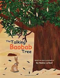 The Talking Baobab Tree Book Cover