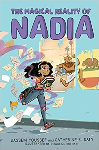 The Magical Reality of Nadia Book Cover